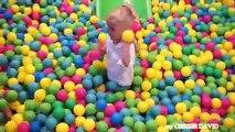 Salle de Jeux Amusants pour les Enfants aire de Jeux Centre pour les Enfants de la Balle de la Fosse