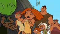 Dawn of the Croods |official trailer (2015) Netflix Dreamworks