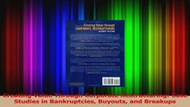 Creating Value Through Corporate Restructuring Case Studies in Bankruptcies Buyouts and Download