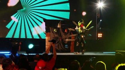 Romics 2013 - Gara cosplay (WCS): I Cinque Samurai