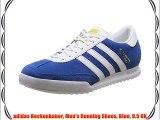 adidas Beckenbauer Men's Running Shoes Blue 9.5 UK