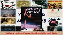 Download  Artistry on Ice Figure Skating Skills and Style Ebook Free