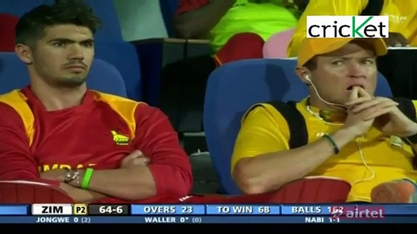 Zimbabwe Vs Afghanistan | 1st ODI | – 25th Dec, 2015 | Highlights Part 4 of 4