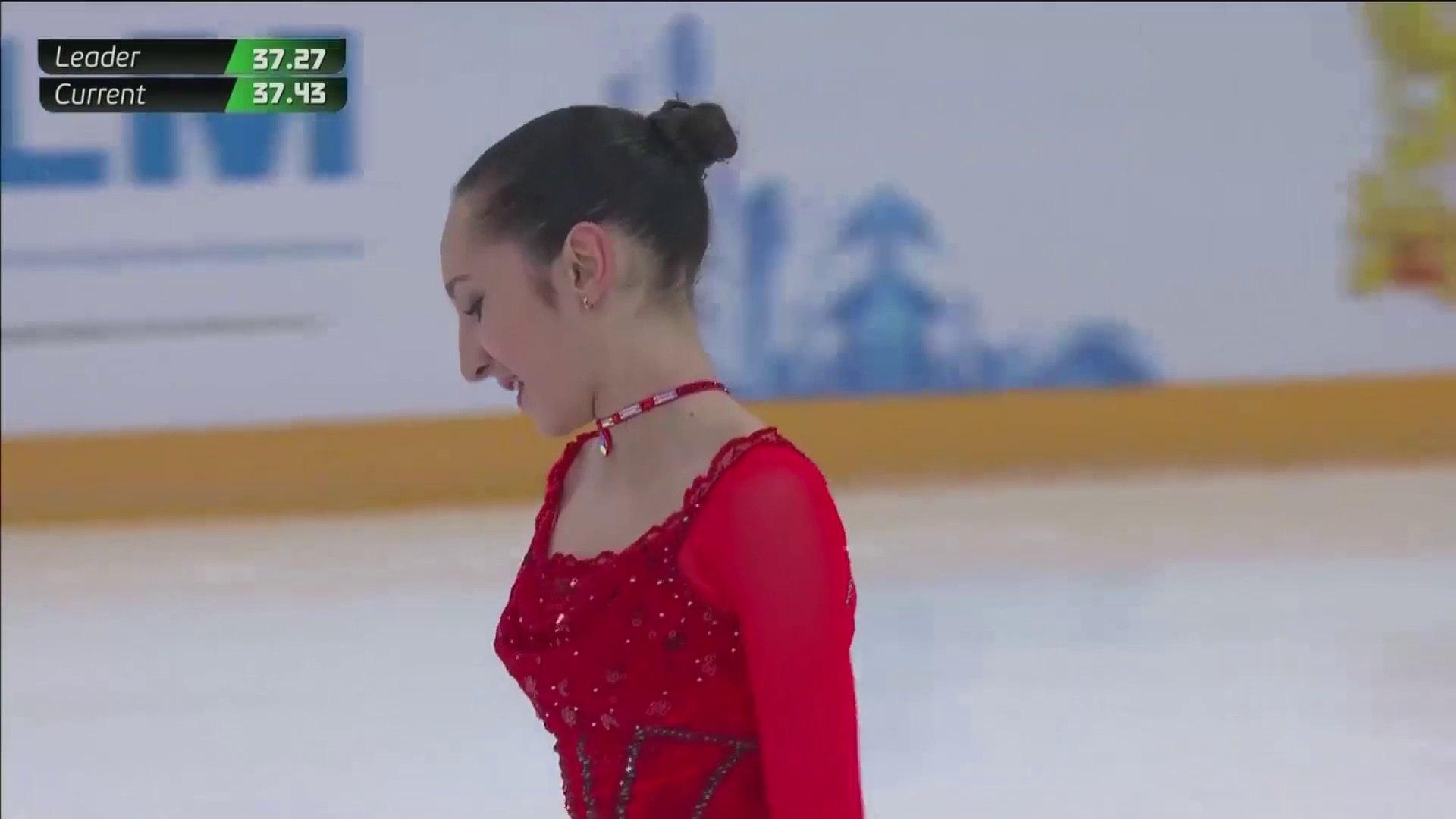 2016 Russian Nats - Polina Tsurskaya SP ESPN