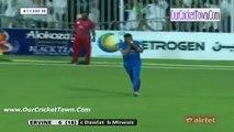 Fall Of wickets Of Zimbabwe Innings :- Zimbabwe Vs Afghanistan 1st ODI Dec 25, 2015