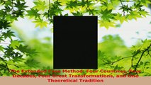 Read  The Extended Case Method Four Countries Four Decades Four Great Transformations and One Ebook Free