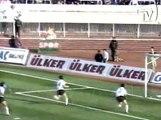 Beşiktaş 1-1 Adana Demirspor - 1991-92 Sezonu