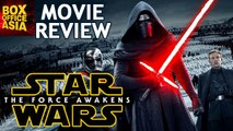 Star Wars Force Awakens Movie REVIEW By Bharathi Pradhan | Daisy Ridley, Harrison Ford