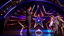 James Smith is in the Final | Britains Got Talent 2014