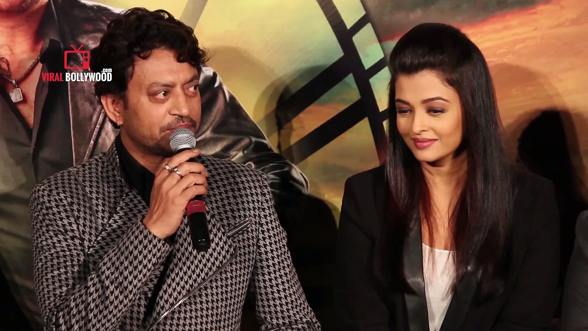 Irrfan Khan shayari from Jazbaa Movie _ Must Listen
