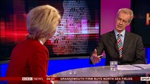 Ursula von der Leyen: : BBC HARDtalk 12 Oct. 2015 Is Europe serious about defense?