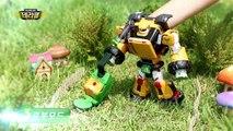 [또봇 애니메이션 TV광고 어드벤처 또봇 테라클 20초ver.] 트랙터로! 탱크로! 로봇으로! 3단변신!