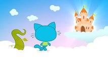 As Aventuras de Miau - Miau e o Pé de Feijão - Histórias Infantis