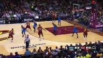 Matthew Dellavedova With 10 Assists | Thunder vs Cavaliers | December 17, 2015 | NBA 2015-16 Season