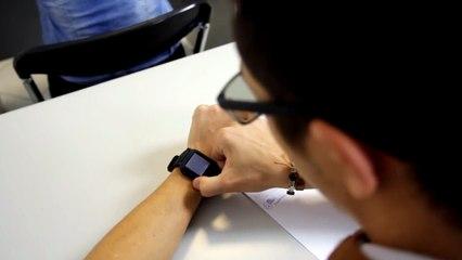 La montre pour tricher aux examens