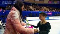 Yura Matsuda - 2015 Japanese Nationals SP