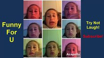 Funny acapella videos - Funny acapella songs cover - Funniest Acapella app vines ★
