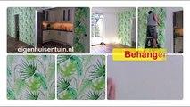 Eigen Huis & Tuin   25 oktober 2014   behangen