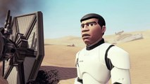 Star Wars The Force Awakens Disney Infinity 3.0 Play Set | official trailer (2015)