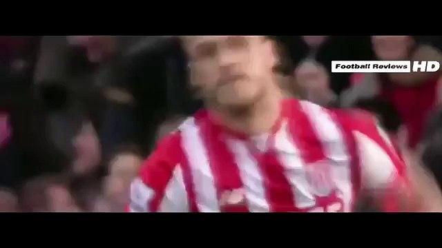 Marko Arnautovic Goal - Stoke City vs Manchester United 2-0 EPL 2015