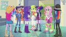 My Little Pony Equestria Girls Friendship Games - All Movie Clips