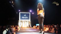 Runway Fashion Show of Rebecca Grant Designs ( Official Video / ADAGIO TV RUSSIA )