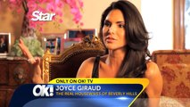 Real Housewives of Beverly Hills Joyce Giraud on Reality Shows