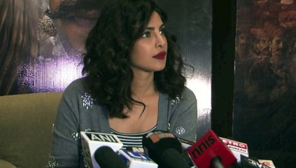 Priyanka reveals secrets of Bajirao Mastani