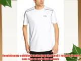 Under Armour Coldblack Run Short Sleeve Tee Men's Short-Sleeved Running Shirt White white Size:Medium
