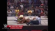 WWE Network- Randy Savage vs. Ric Flair WCW Championship WCW Monday Nitro, Dec. 25, 1995