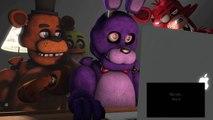 [SFM FNAF] Freddy Chica Bonnie and Foxy React to FNAF World Teaser Trailer