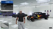 GTA V - Secret Garages Locations - Offline - Online - PC - PS3 - PS4