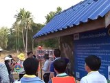 Lao NEWS on LNTV: Laos submits the Prior Consultation for the DonSahongHydropower Project.