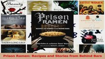 PDF Download  Prison Ramen Recipes and Stories from Behind Bars Read Full Ebook