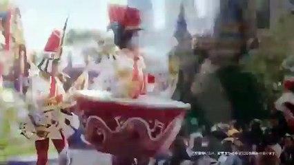 TVCM 東京ディズニーリゾート「とびっきりのワクワク」編