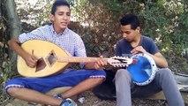 Malek un Jeune Espoire Kabyle. - chante une chonson de  Matoub lounes