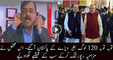 City 42 Reporter says Tauba Tauba on 120 People who accompanied modi without Pakistani Visas in Lahore