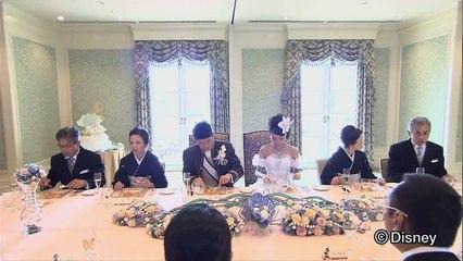 東京ディズニーシー・ホテルミラコスタのウェディング「少人数プログラム」