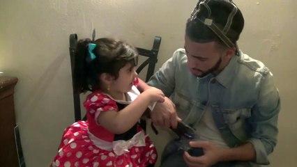 Reema Saleh Cute Moments!