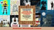 PDF Download  American Wholefoods Cuisine Download Full Ebook