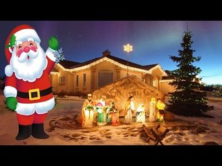 Super Hit Malayalam Christmas Carol Song | Album Happy X Mas | Song Ninne Vanangidunnu