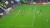 1-2 Tom Rogiu0107 Goal Scotland  Premiership - 27.12.2015, Hearts FC 1-2 Celtic FC