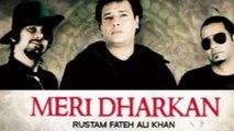 Rustam Fateh Ali | Meri Dharkan | Jal Rahi Hain