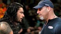 Bill Goldberg Returns and Confronts Roman Reigns WWE RAW 12/28/2015