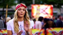 Soul singer Louisa Johnson covers Who's Loving You   Auditions Week 1   The X Factor UK 20