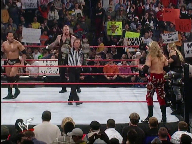 """Resultado de imagem para edge & christian vs rock undertaker 18/12"""""""