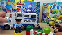 kindergarten age children Latest Lego Duplo Toy Police Truck with Burgler Figure lego