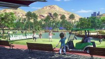 PlayStation Experience 2015: New Hot Shots Golf (Working Title) Announce Trailer   PS4