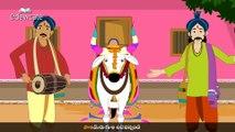 KZKCARTOON TV-Top 20 Hit Telugu Songs _ Telugu Nursery Rhymes _ Animated Rhymes for Kids
