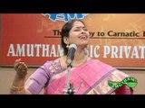 Ramarathanu - The Concert - Nithyashree Mahadevan